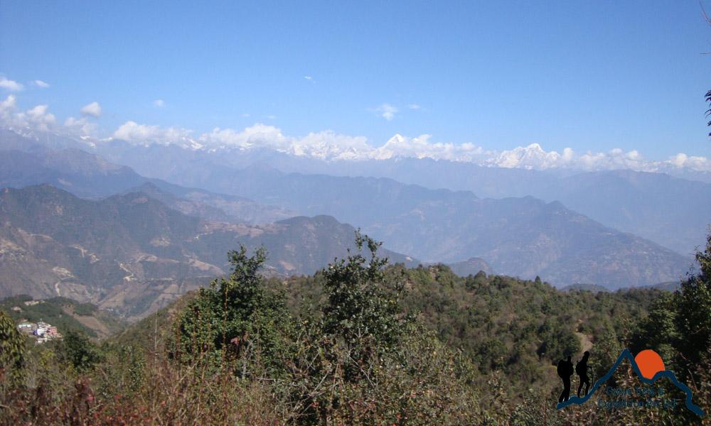 Chisapani trek