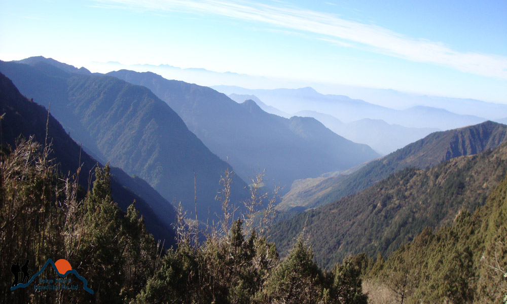 ghopte - thadepati hiking