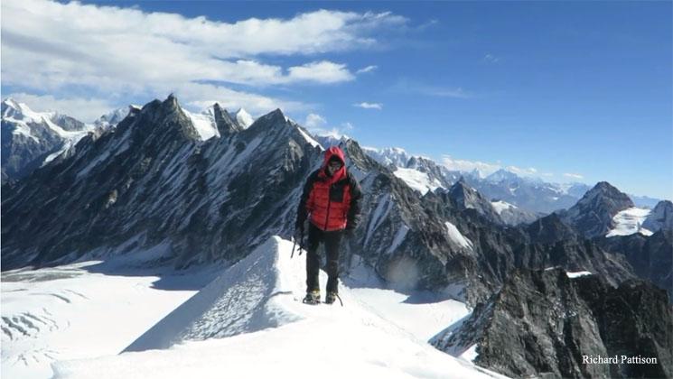 Naya kanga peak climbing