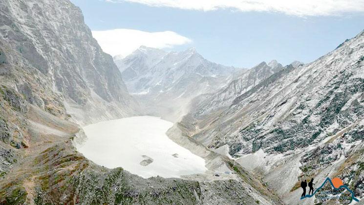 Tsho Rolpa Lake trekking