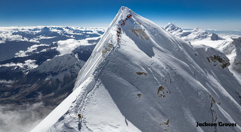 Manaslu expeditions join